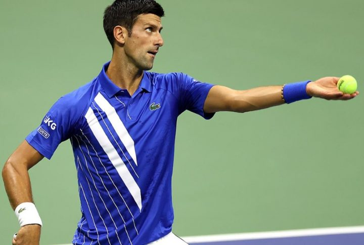 Novak Djokovic Disqualified From Us Open Ubitennis