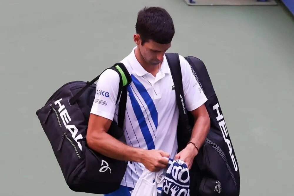 Novak Djokovic Is Out And The Field At The Us Open Has Never Been More Open Ubitennis