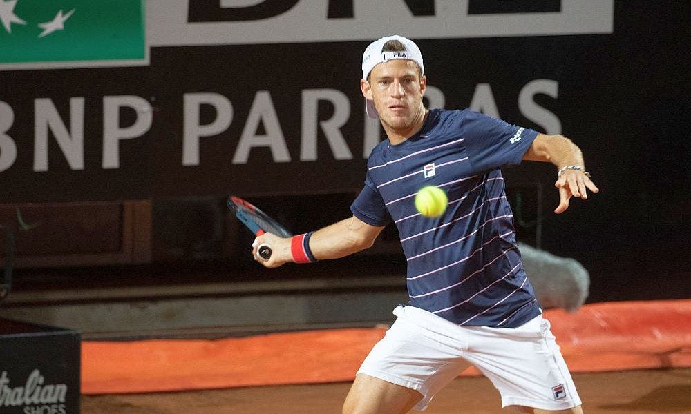 Diego Schwartzman upsets Rafael Nadal to reach his second ...