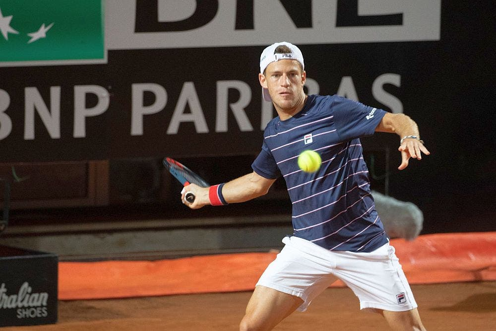 Diego Schwartzman Upsets Rafael Nadal To Reach His Second Consecutive Semifinal In Rome Ubitennis