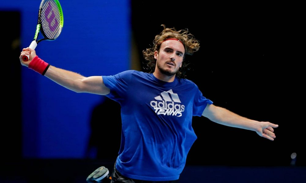 Nadal cruises at ATP Finals as Thiem takes revenge against ...   Nadal Tsitsipas
