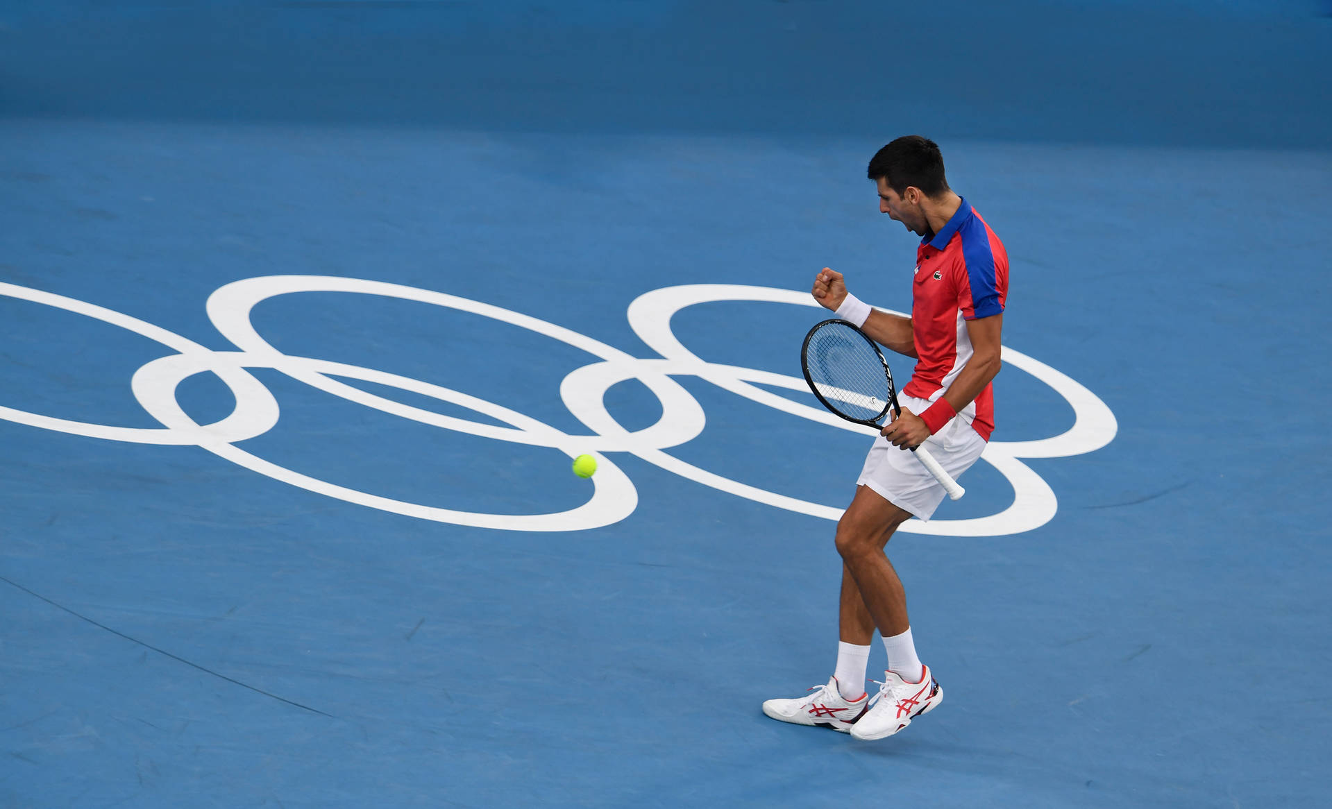 Novak Djokovic Thrashes Davidovich Fokina To Set Nishikori Showdown At  Olympics - UBITENNIS